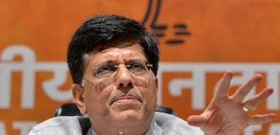 Bullet train project delayed by 50 years until Modi came: Goyal