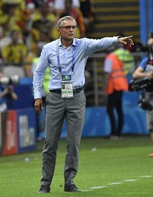 Poland Head coach Adam Nawalka. (Xinhua/He Canling/IANS)