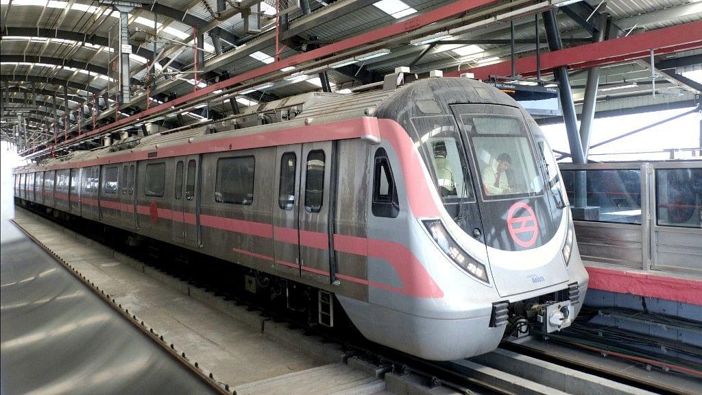 Delhi Metro Pink Line Connecting South Ex, Sarojini To Begin Soon