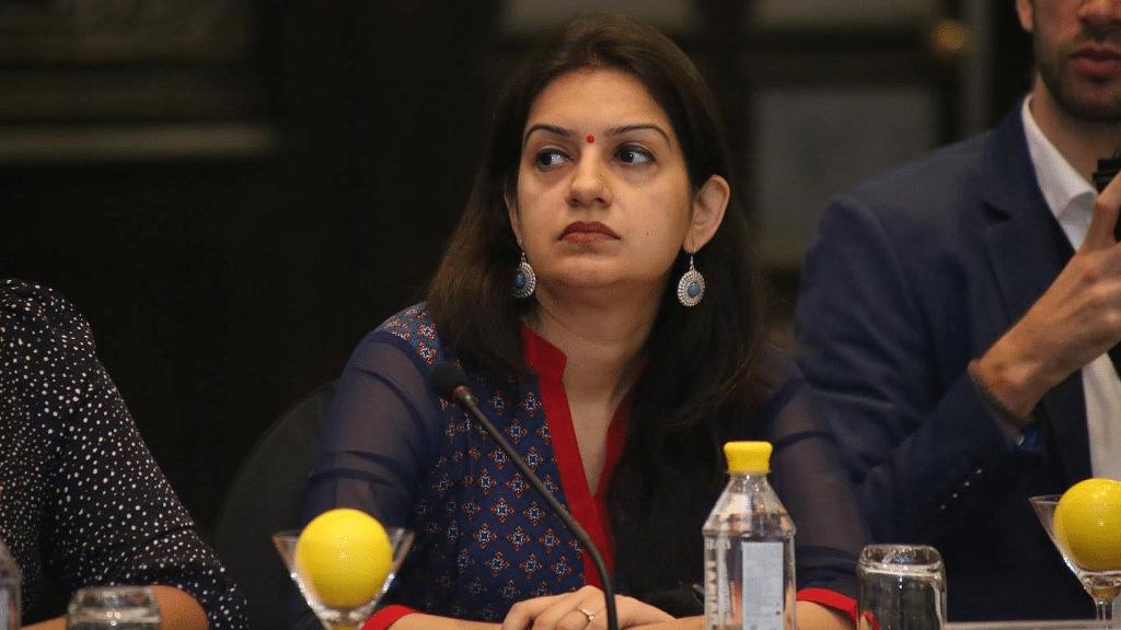 Troll Who Threatened Priyanka Chaturvedi & Child With Rape Held