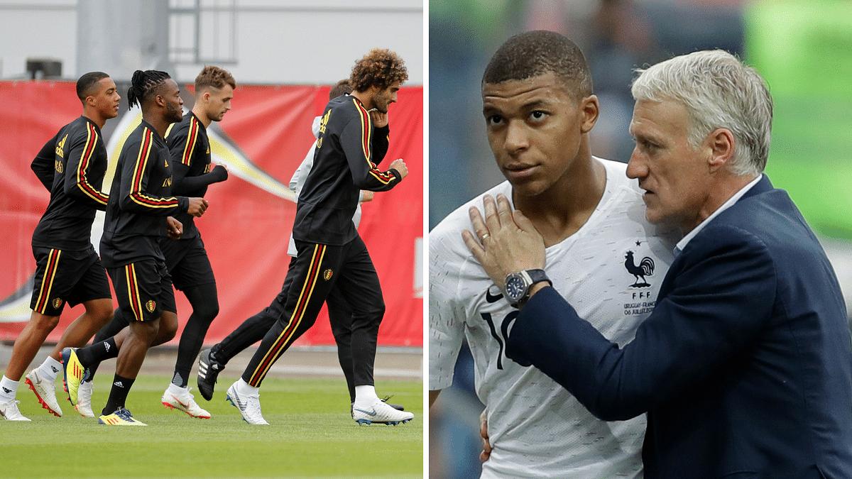 FIFA WC Semis | Tuesday 11.30 PM: Belgium, France Square Off