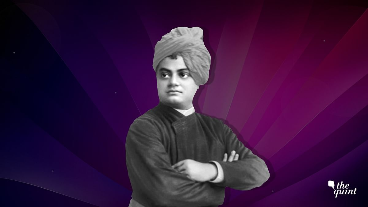Image of Swami Vivekananda (among others) used for representational purposes.