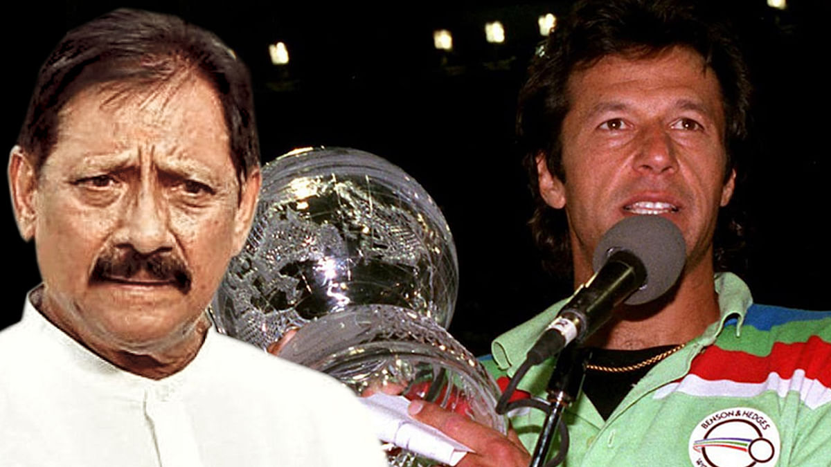 'Adopt India's Ideology': Chetan Chauhan's Advice to Imran Khan