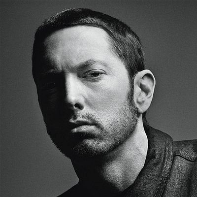 Rapper Eminem. (Photo: Twitter/@Eminem)