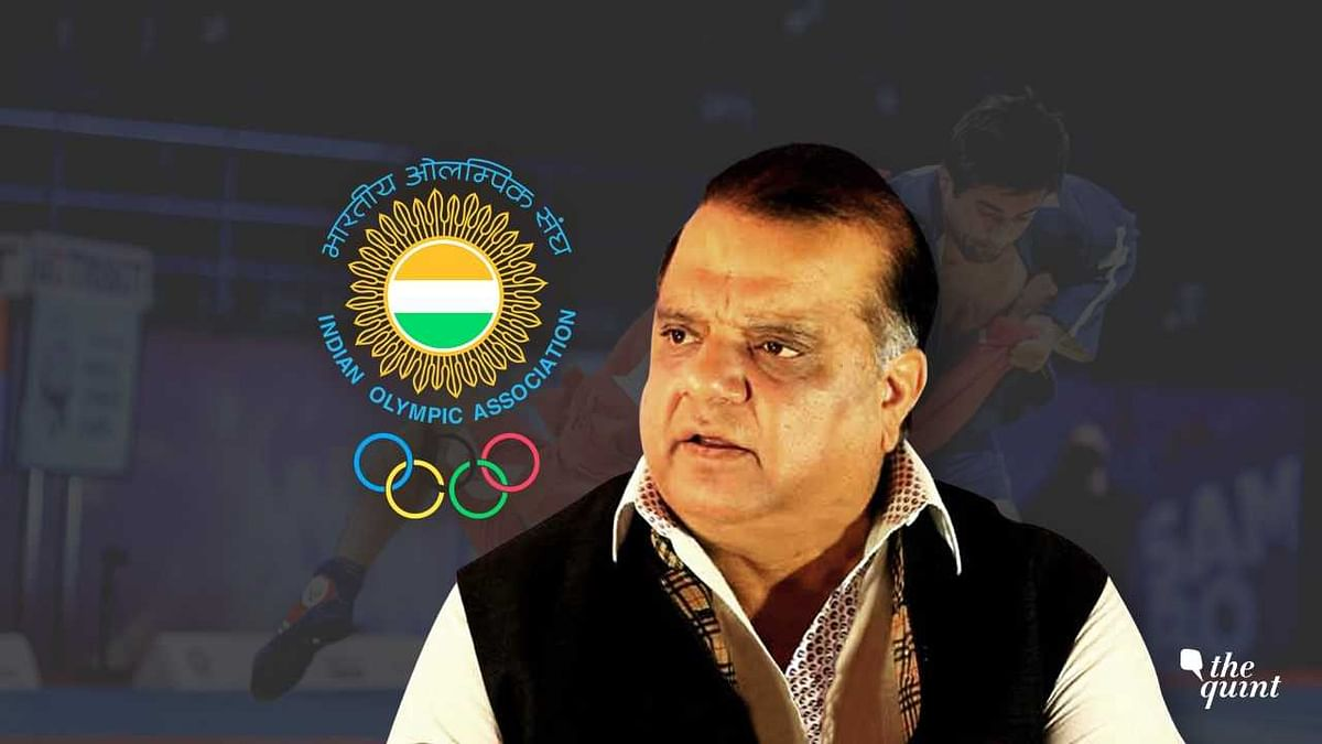 IOA Appeals to Govt Over Lack of Financial Relief to Sports Bodies