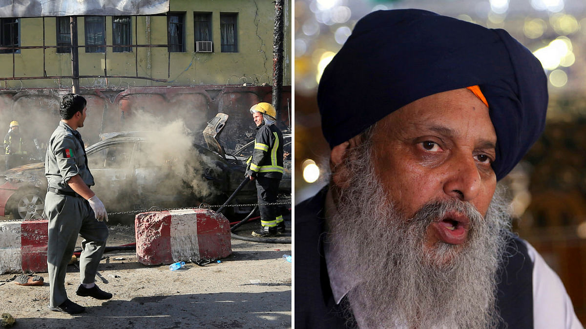 Afghan Bomb Attack: Sikh Leader Awtar Singh Khalsa Among 19 Killed