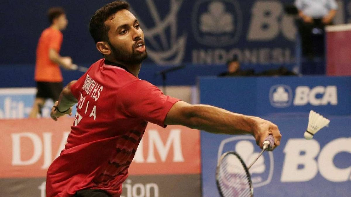 HS Prannoy is off to a good start as he looks to replicate his deep run in last year's Indonesia Open.