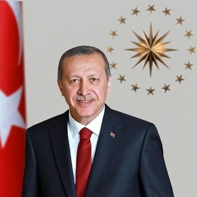 President of Turkey Recep Tayyip Erdogan. (File Photo: IANS)
