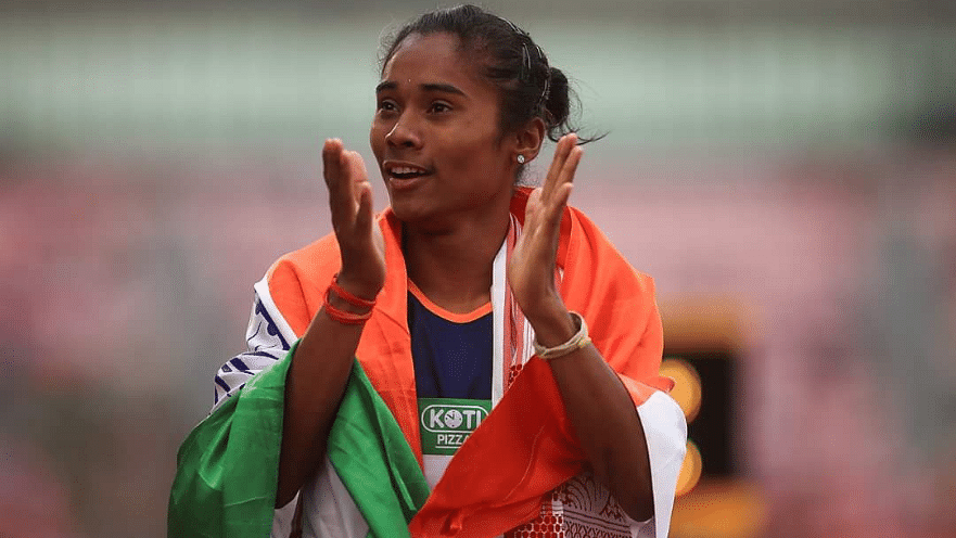 Hima Das's Journey from Assam's Rice Fields to Asian Games Silver