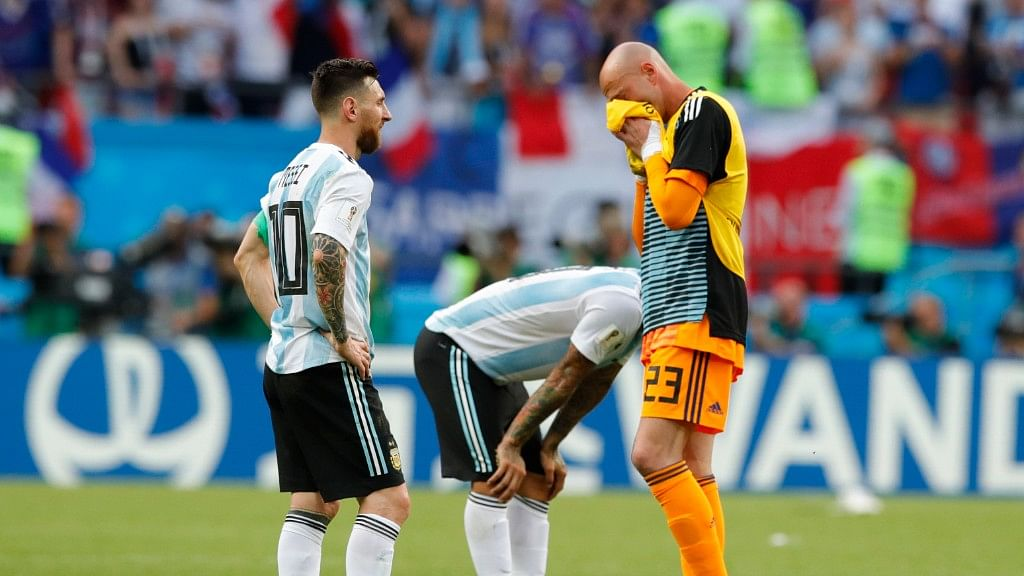 Were Argentina Doomed the Minute They Entered the FIFA WC 2018?