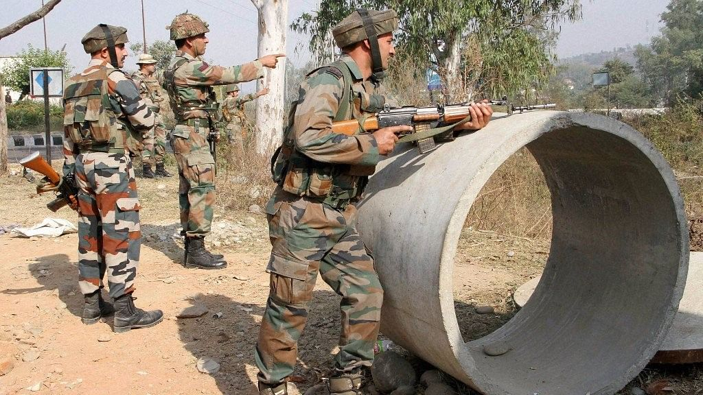 5 Militants Killed in Two Separate Encounters in J&K
