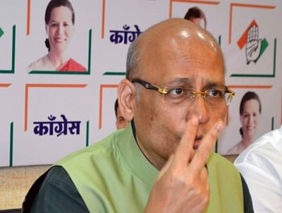 Congress leader Abhishek Manu Singhvi. (Photo: IANS)