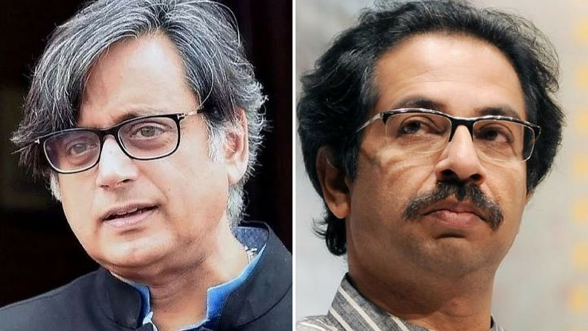 Backing Tharoor, Shiv Sena Says 'Cows Safer Than Women in India'