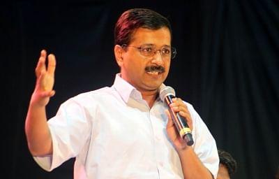 File photo of Delhi Chief Minister Arvind Kejriwal.