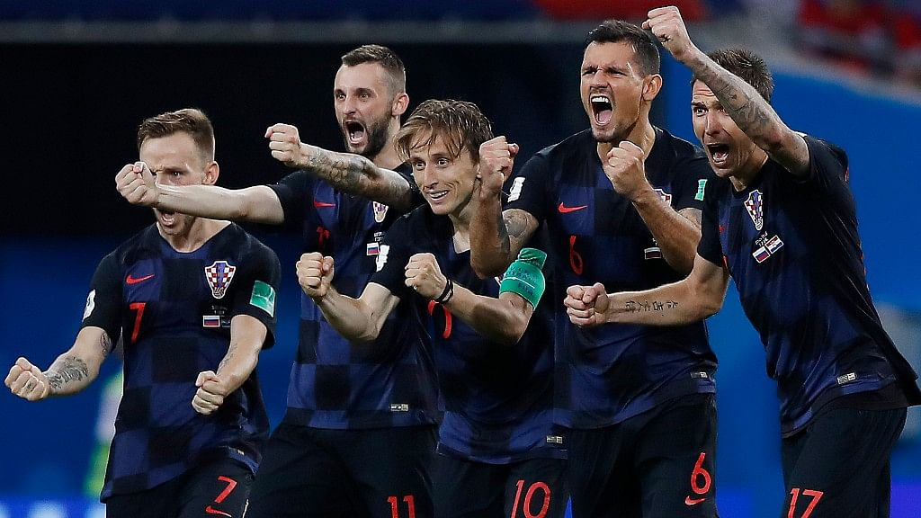 The last time Croatia reached the semi-finals of the World Cup was in 1998.