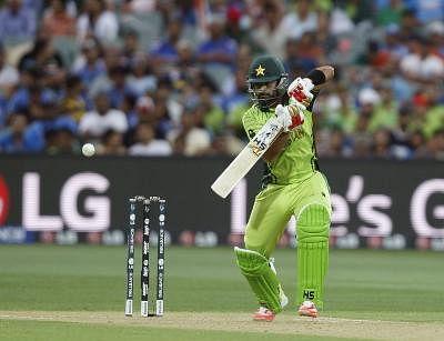 Pakistani player Ahmad Shahzad. (Photo: IANS)