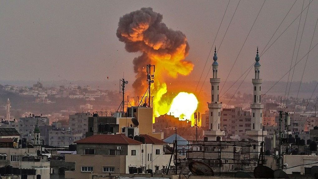 Israel Launches Air Strikes Into Gaza, After Soldier Killed