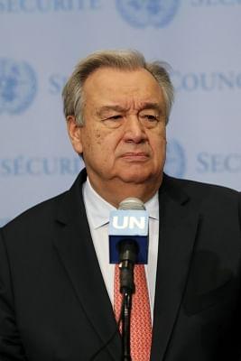 United Nations Secretary-General Antonio Guterres (Xinhua/Li Muzi/IANS)
