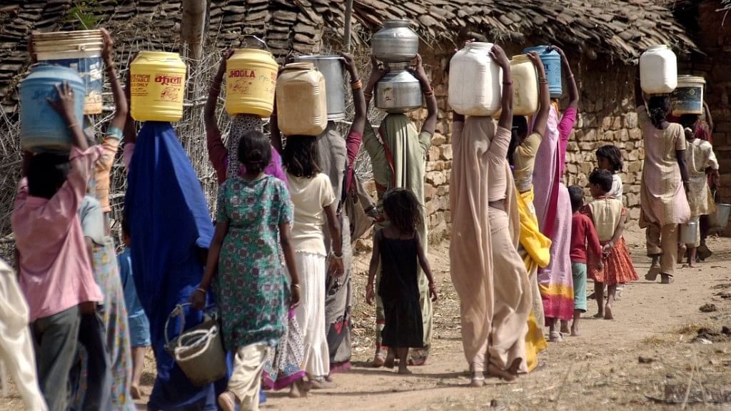 Drought in  Bundelkhand Brings a Tide of Farmer Migration