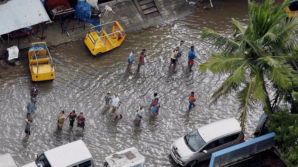 'Unprepared': CAG Report Slams TN Govt Over 2015 Chennai Floods