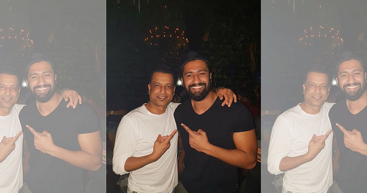 Guess What? Reel Kamlesh, Vicky Kaushal Just Met the Real ...
