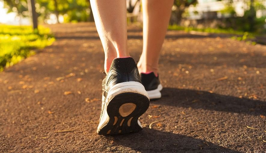 Simple physical activities like brisk walking, jogging, swimming will help control your BMI.