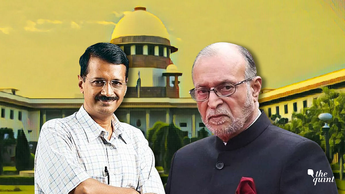 The Supreme Court has ruled that the L-G cannot interfere with policy decisions taken by the AAP government in Delhi.