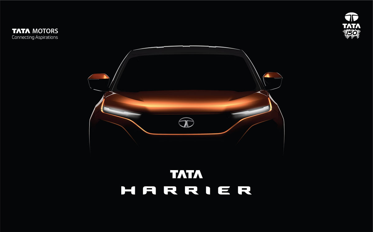Tata H5X SUV Now Called Harrier, Early 2019 Launch Expected