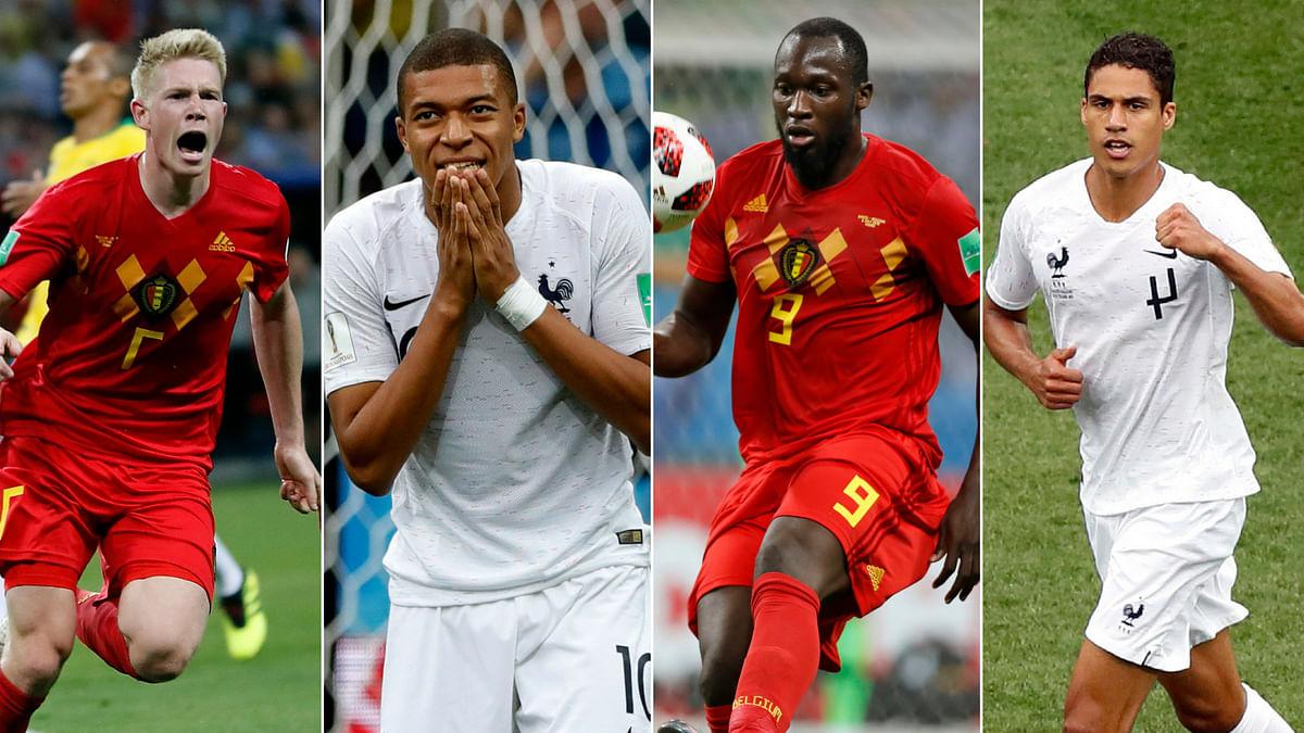 World Cup Semi-Final: France vs Belgium – Key Head-to-Head Battles