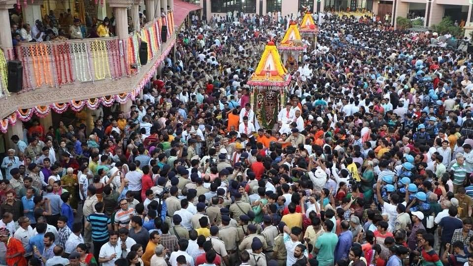 Lord Jagannath Won't Forgive Us If We Allow Rath Yatra: Apex Court