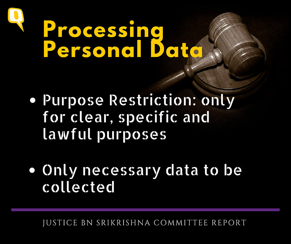 Key Highlights From Srikrishna Committee Report on Data Protection