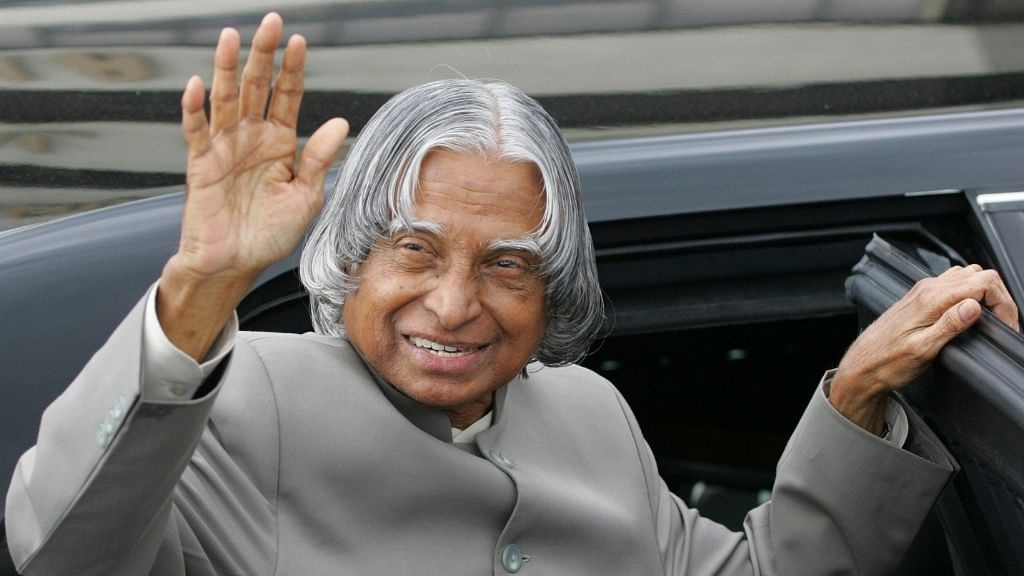 India's former President APJ Abdul Kalam passed away on 27 July 2015.