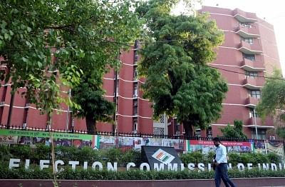 Election Commission of India (ECI). (File Photo: IANS)
