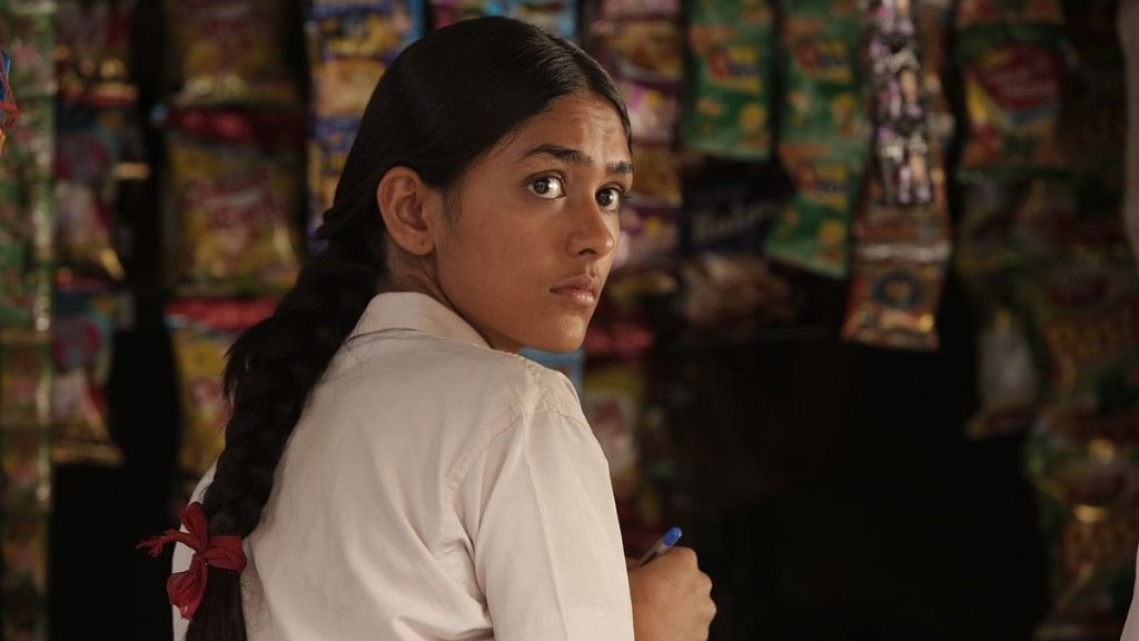 Mrunal Thakur in a still from <i>Love Sonia.</i>
