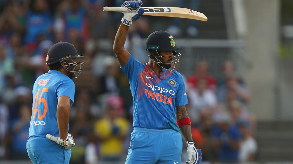 India vs England T20 LIVE: Rahul Century Guides India to 8 Wkt Win