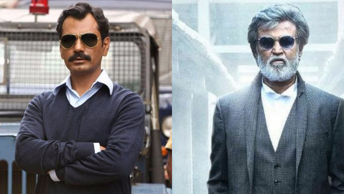 Nawazuddin Siddiqui will team up with Rajnikanth for the first time.