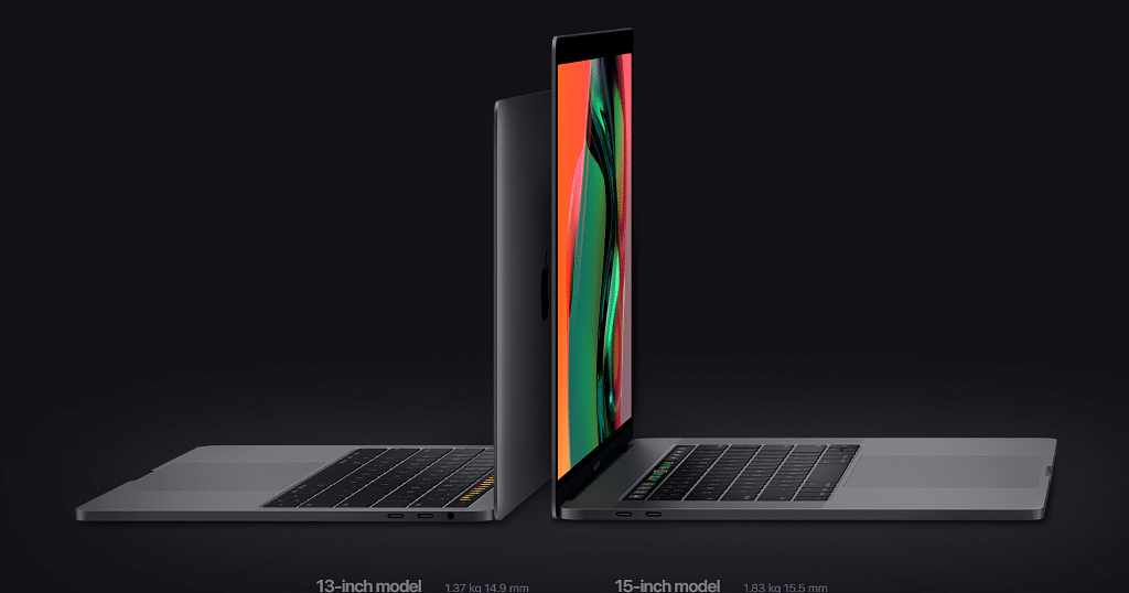 Macbook Pro Update Apple Introduces New Macbook Pro With Up To 4tb Storage 32gb Ram