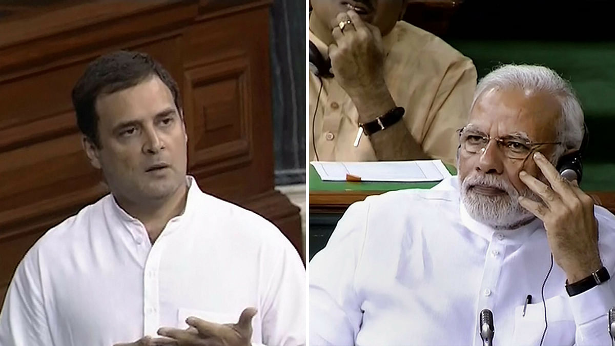 2019 Will be PM Modi and BJP's 'India Shining Part 2': Congress