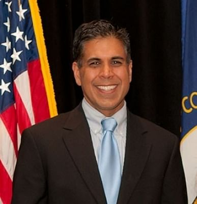 Amul Thapar, judge of the federal Sixth Circuit Appeals Court. (Photo: Dept. of Justice/IANS)