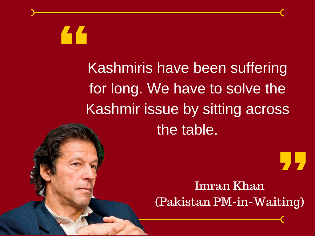 Imran Khan's Talking Points in his First Speech as PM-in-Waiting