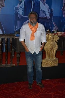 "Mumbai: Filmmaker Anubhav Sinha at the trailer launch of ""Mulk"" in Mumbai on July 9, 2018. (Photo: IANS)"