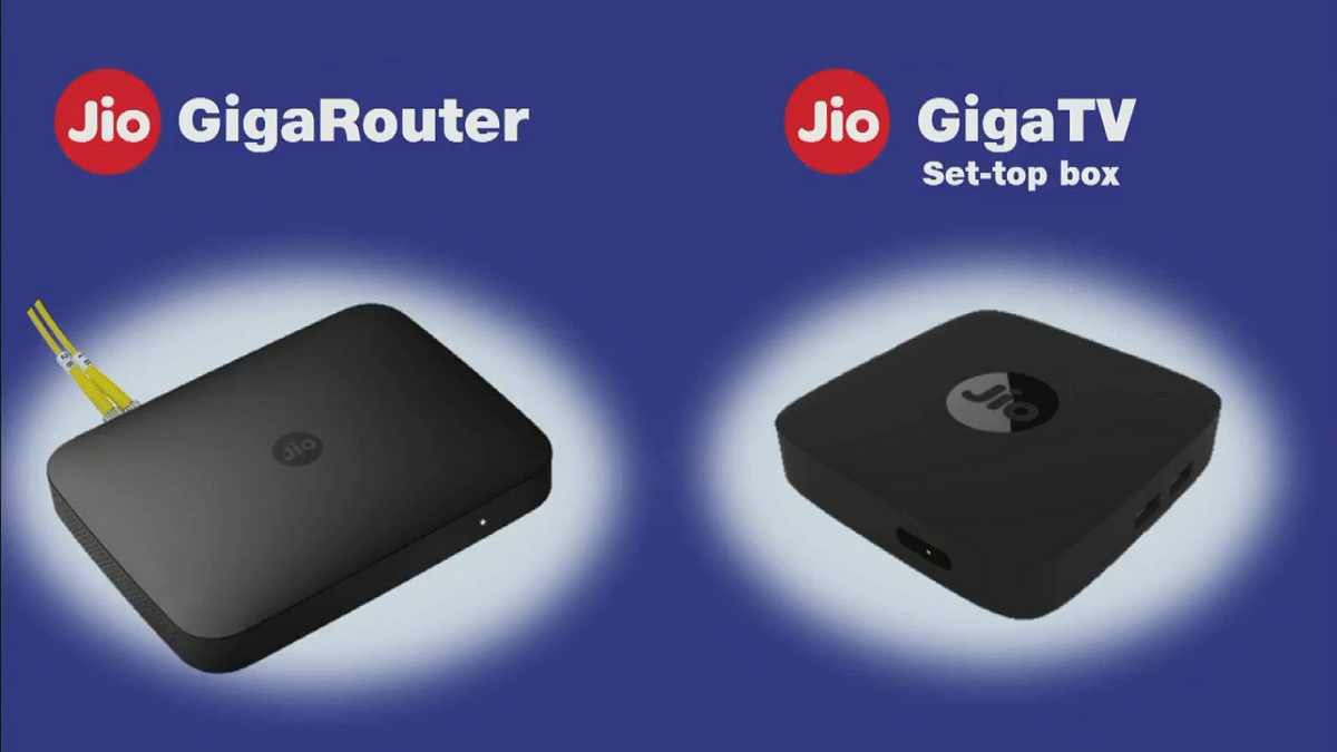 Jio will provide users with these two devices.