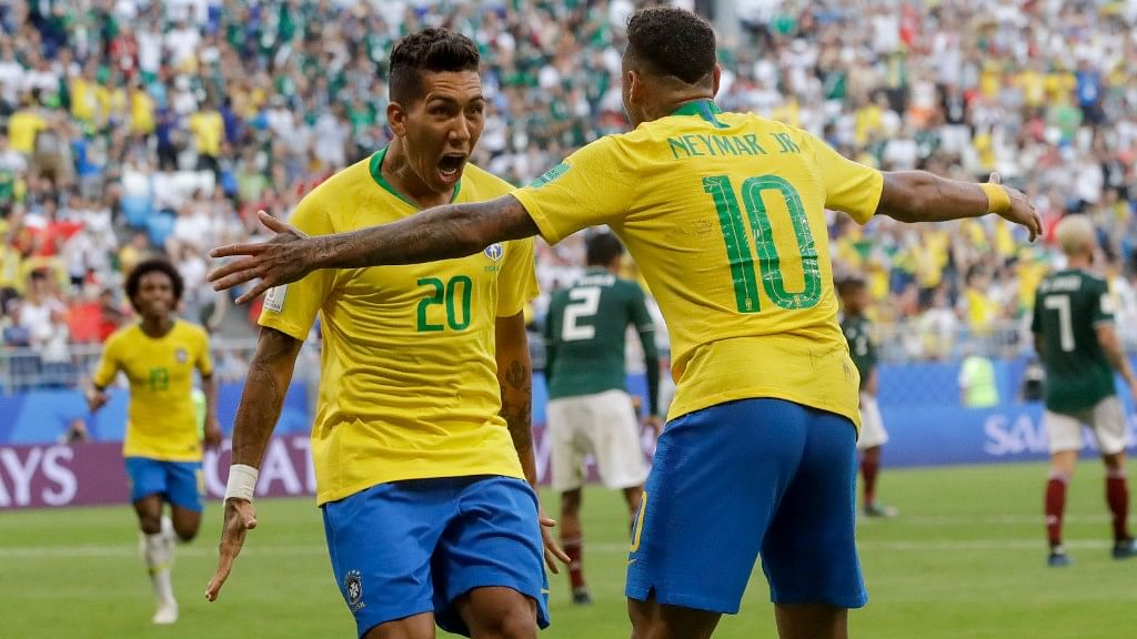 FIFA WC 2018: Neymar Shines as Brazil Beat Mexico to Reach QF