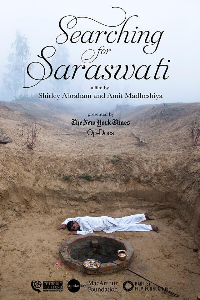 <i>Searching for Saraswati</i> is the first Indian documentary to be selected for NYT's Op-Docs project.