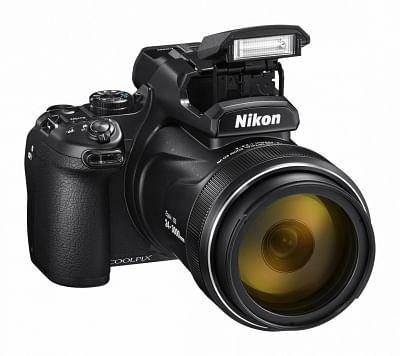 Nikon COOLPIX P1000 camera.