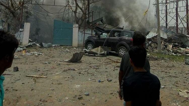 Warangal Blast: Bystanders Taking Photos Did More Harm Than Good