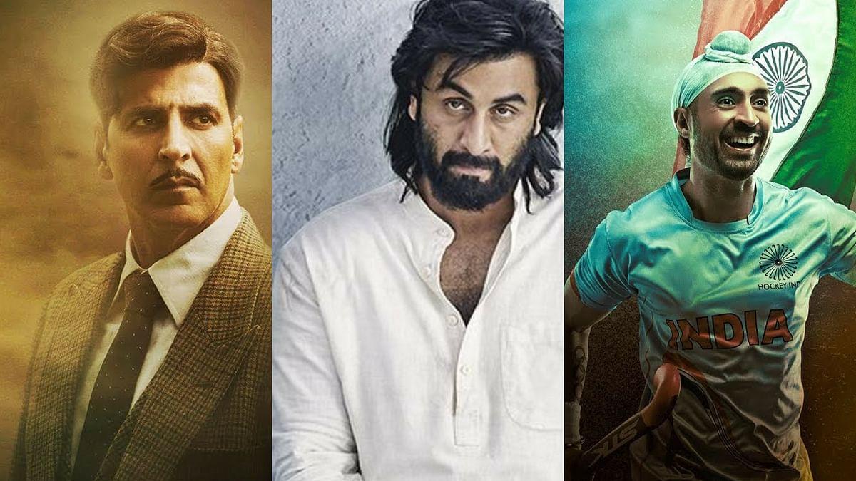'Sanju', 'Soorma', 'Gold': It's Raining Biopics in Bollywood