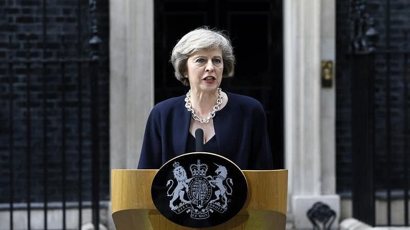 "Theresa May Calls for ""Truth"" Over Murder of Jamal Khashoggi"