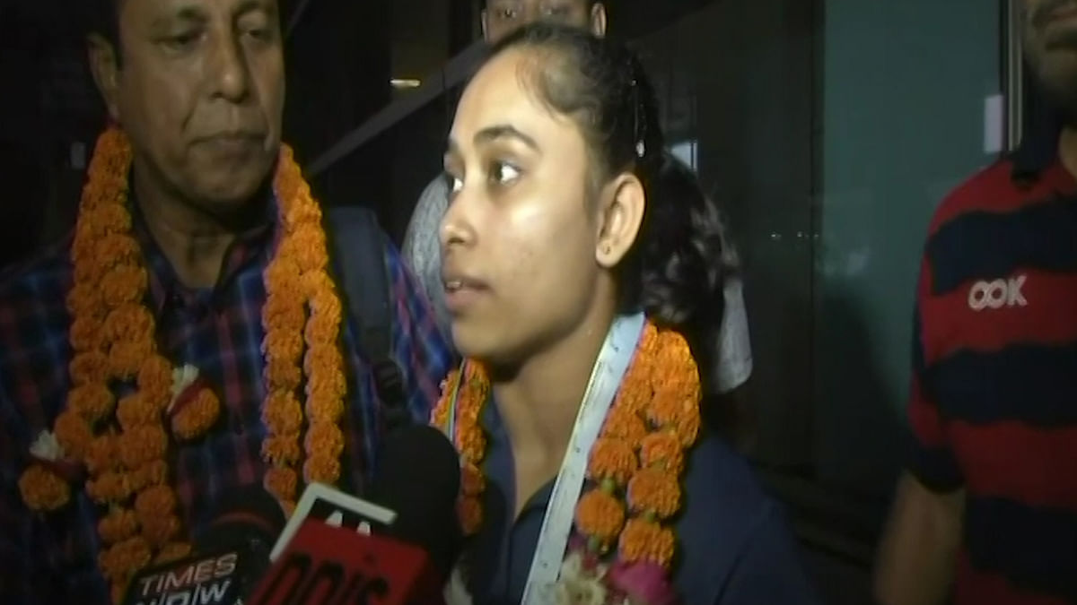 Dipa Karmakar on World Challenge Cup Gold and Training for Asiad