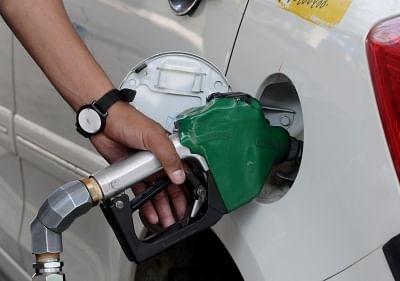 Petrol on Friday crossed the Rs 90-mark in Mumbai.